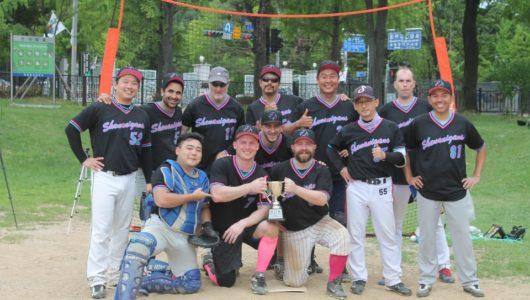 Shenanigans champs Spring 2020